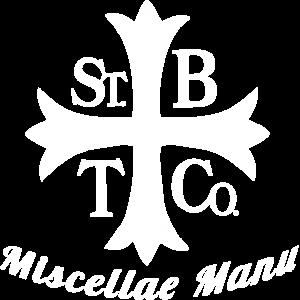 Miscellae Manu - The Motto of St Bastian Tea